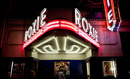 Roxie Theater - San Francisco
